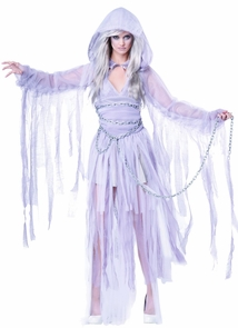 Haunting Beauty Women Md 8-10 Costume