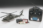 HM Black Hawk CP Pro 3D Collective Pitch RC Helicopter Comes Ready To Fly W/Lipo Battery - Hot Sale