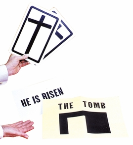 He Is Risen Stage Size Costume