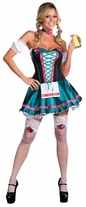 Heidi Hottie Large Costume