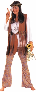 Men's Hippie Love Costume