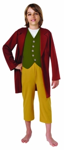 Hobbit Bilbo Baggins Child Lg Costume