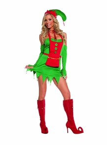 Holiday Helper Extra Large Costume