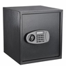 Home Office Electronic Digital Security Safe Box Gray