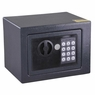 Home Office Electronic Digital Security Safe Box Grey