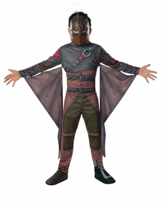 How To Train Dragon Hiccup Sm Costume