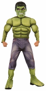 Hulk Child Deluxe Large Costume