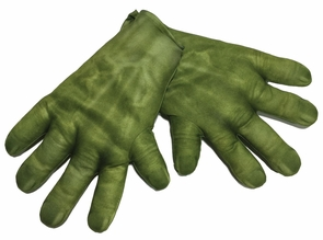 Hulk Child Gloves Costume
