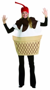 Ice Cream Sundae Costume Costume