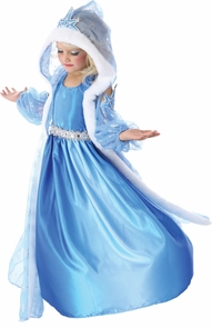 Icelyn Winter Princess Child 4 Costume
