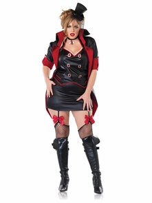 Women's Plus Size Immortal Costume