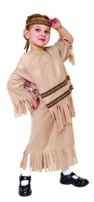 Indian Girl Large Costume