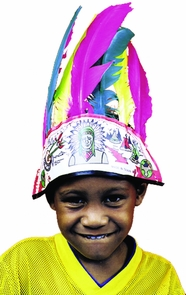 Indian Headdress Child Costume