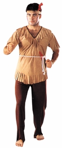 Indian Man One Size Costume