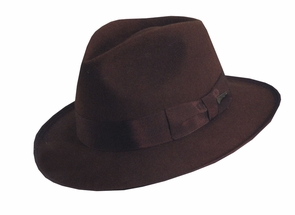 Indiana Jones Deluxe Hat Med Costume