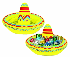 Inflatable Sombrero Cooler Costume