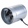 Inline Duct Booster Vent Fan Blower 6 inch 260 CFM W/Metal Blade