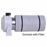 Inline Vent Duct Exhaust Fan Blower 10 inch 760 CFM - Color May Vary