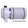 Inline Vent Duct Exhaust Fan Blower 12 inch 969 CFM