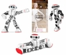 Interactive AI Robot Artificial Intelligence Talking Remote Control RC Robot Man Tells Jokes