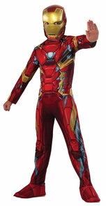 Iron Man Cw Child Medium Costume