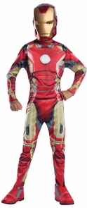 Iron Man Mark 43 Child Small Costume