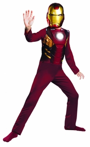 Iron Man Mark 7 Avengers Basic Costume