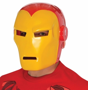 Iron Mask Deluxe Mask Costume