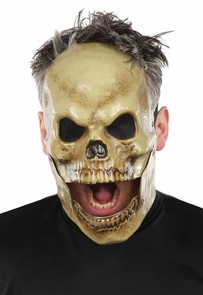 Jabber Jaw Bonehead Mask Costume