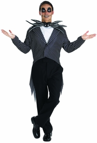 Jack Skellington Costume 42-46 Costume