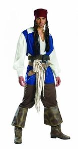 Jack Sparrow Quality Teen Costume