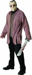 Jason Adult Costume Std Costume