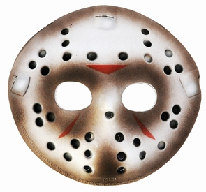 Deluxe Jason Hockey Mask - Friday The 13th Costume