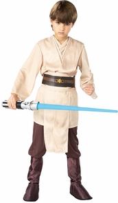 Jedi Knight Child Large Costume