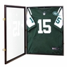 Jersey Display Frame Shadow Box Gift Football Baseball Wood