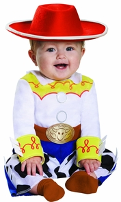 Jessie Deluxe Infant 12-18 Costume