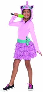 Jiggly Puff Hoodie Dress Kids Costume