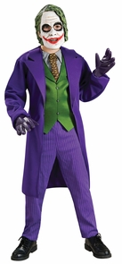 Joker Deluxe Child Large Costume