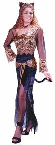 Jungle Cat Jane Small Medium Costume