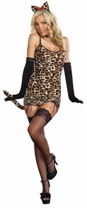 Just Purr Fect Adult Xxl Costume
