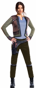 Women's Deluxe Jyn Erso Costume - Star Wars: Rogue One Costume