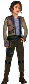 Jyn Erso Child Small Dlx Costume