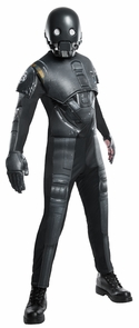K 2so Adult Deluxe Xl Costume