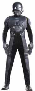Boy's Deluxe K-2so Costume - Star Wars: Rogue One Costume