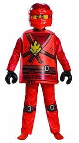 Kai Deluxe Child 7-8 Costume
