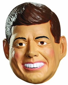 Deluxe Kennedy Mask Costume