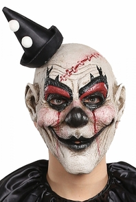 Kill Joy Clown Mask Costume