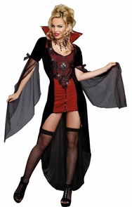 Killing Me Softly Adult Medium Costume