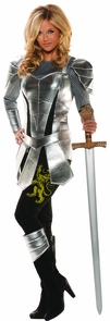 Knight To Remember Female Smal Costume