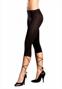 Lace Down Legging S/m Size 2-8 Costume